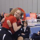 Sydney Snead at 2012 JO Nationals