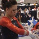 Tiffani Lewis at Nationals