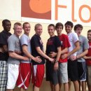 Wisco senior prom at Flocasts HQ