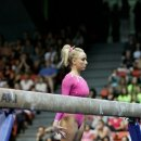 Nastia Liukin ready for beam