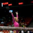 Nastia Liukin ready for her first beam routine in 3 years