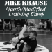 Coverage Photos from Mike Krause Journeymen Camp ft. David Taylor