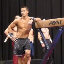 Team USA gymnast Jake Dalton at 2012 Visa Championships
