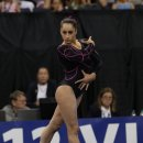 World Champion Jordyn Wieber at 2012 Visa Championships