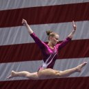 Bridget Sloan at 2012 Visa Championships