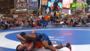 74 lbs match Jordan Burroughs USA vs. Kamel Malikov Russia
