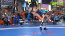 84 lbs match Keith Gavin USA vs. Andrey Valiev Russia