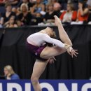 Peyton Ernst of Texas Dreams at the 2012 Visa Championships