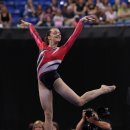 Maggie Nichols of Twin City Twisters at 2012 Visa Championships