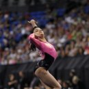 Laurie Hernandez at 2012 Visa Championships  