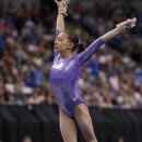 Ashley Foss at the 2012 Visa Championships