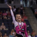 Maddi Desch, 2nd all around at 2012 Visa Championships