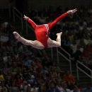 Kyla Ross - switch ring - 2012 U.S. Olympic Trials