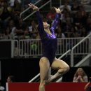 Jordyn Wieber on floor - 2012 U.S. Olympic Trials