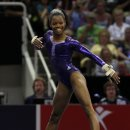 2012 U.S. Olympic Trials- Gabby Douglas