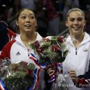 2012 U.S. Olympic Trials- Anna Li and McKayla Maroney