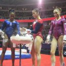 2012 U.S. Olympic Trials - Aly Raisman, Elizabeth Price, McKayla Maroney