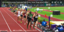 Mens 5000m Final - USA Olympic Track and Field Trials 2012