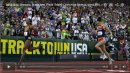 Womens 400m Hurdles Final - USA Olympic Track and Field Trials 2012