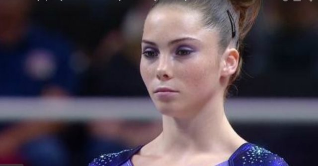 McKayla Maroney - 2012 Olympic Trials, night 1 routines