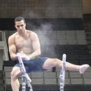 World parallel bars Champ Danell Leyva