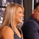 Shawn Johnson and Steve Penny  
