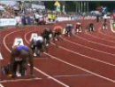 Steven Colvert - Men's 200m - IAAF Grand Prix EAA Premium Meeting - Liege 2012