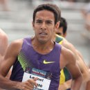 Manzano's victory in 1500m final earns him spot on second Olympic team