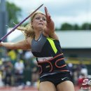 2012 Olympic Trials (Day 10): Brittany Borman, Javelin Winner