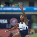 2012 Olympic Trials (Day 10): Shameka Marshall, 8th in the Long Jump