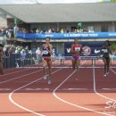 2012 Olympic Trials (Day 10): Lashinda Demus Wins 400 Meter Hurdles over Georganne Moline and T'Erea