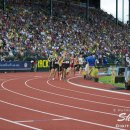 2012 Olympic Trials (Day 10): Will Leer Leads the 1500 Meter with 2 Laps Remaining