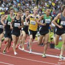 2012 Olympic Trials (Day 10): Will Leer and Jordan McNamara Leads the 1500 Meter