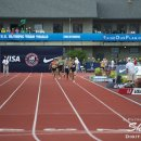 2012 Olympic Trials (Day 10): Matthew Centrowitz and Leonel Manzano Lead the Field Down the Stretch