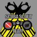 Scuba Scout Team road trip