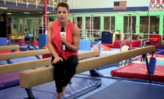 Alicia Sacramone's 2012 Olympic Predictions