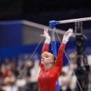Tatiana Nabieva of Russia at the 2011 World Championships