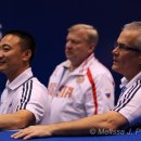 Coaches at  2011 World Championships