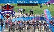 2012 London Olympic Games Mountain Bike Event
