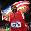 Reese Hoffa Finds Elusive Shot Put Medal