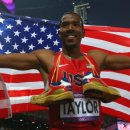 Christian Taylor Triple Jumps to Olympic Gold