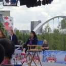 Aly Raisman ready for the Today Show