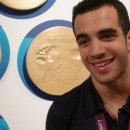 Danell Leyva after the Olympics