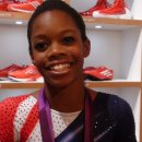 Gabby Douglas after the Olympics