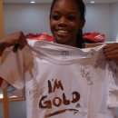 Gabby Douglas  Gold