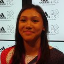 Kyla Ross after the Olympics