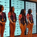 Steve Penny Introduces the Fierce Five Team USA Gymnasts