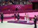 Men s Floor Medal Ceremony