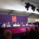 Pommel Horse Press Conference