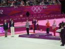 Women s Vault Medal Ceremony  McKayla Maroney